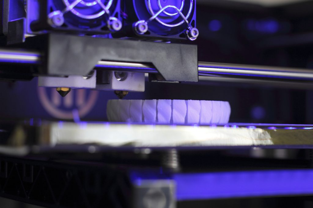 3d printing disruptive innovation business