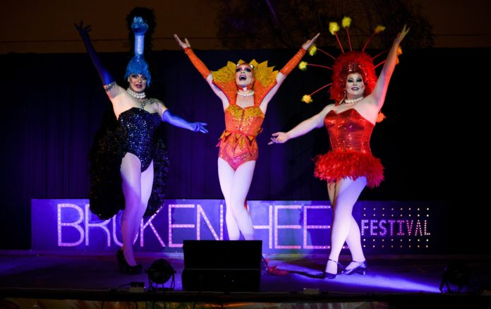 AGL Proudly Sponsors the 2016 Broken Heel Festival