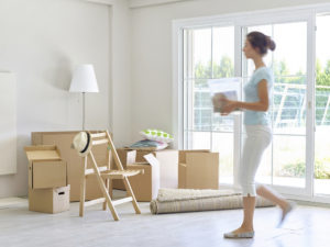 Ways to save money on moving day